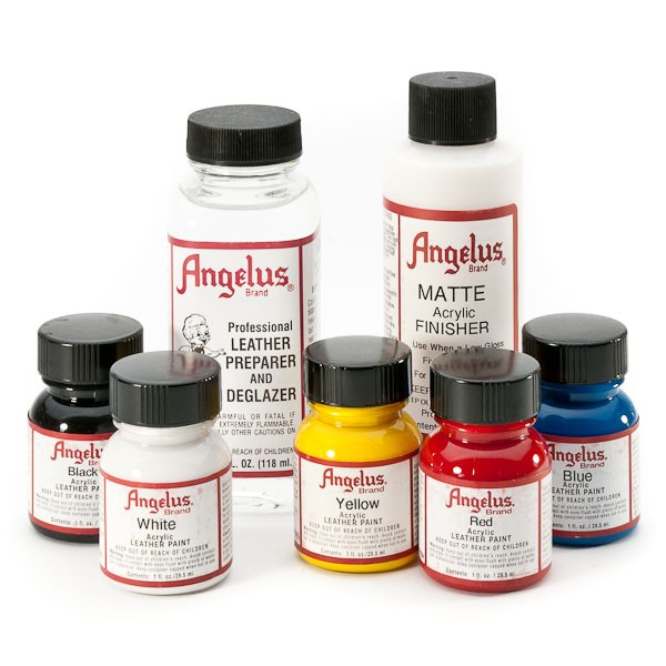 American Duchess : Angelus Leather Shoe Painting Kit