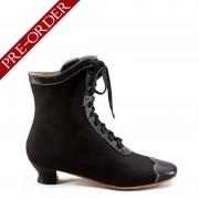 """Balmoral"" Civil War Boots (1860-1875)"