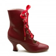 """Tango"" Boots (Oxblood, imperfect)"