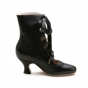 """Tango"" Boots (Black, imperfect)"